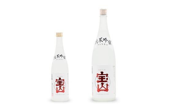 コシヒカリ純米吟醸 宝山